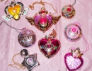 01-17 Sailor Moon Brooches and star locket.JPG