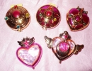 01-18 Sailor Moon Brooches gashapon Anniversary.JPG