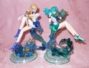 01-39 Sailor Moon Figuarts Zero Neptune e Uranus.JPG