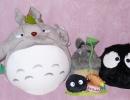 12 Miyazaki Plushes Totoro.JPG